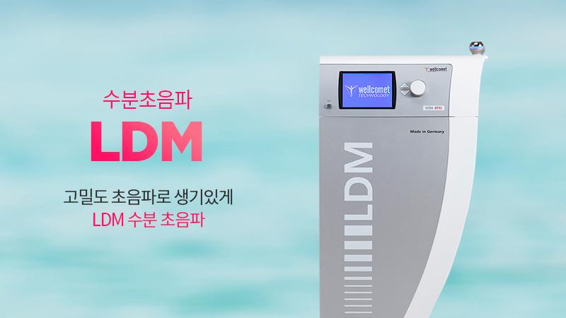 LDM 수분초음파